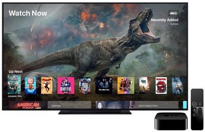 jurassic world 2 apple tv image