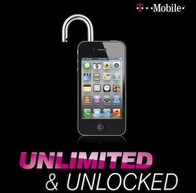 tmobile iphone unlimited unlocked