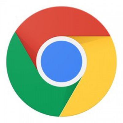 Google Chrome Material Icon 450x450