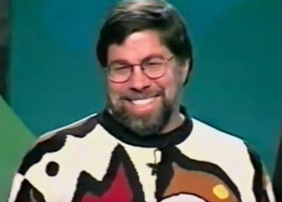 steve woz sweater
