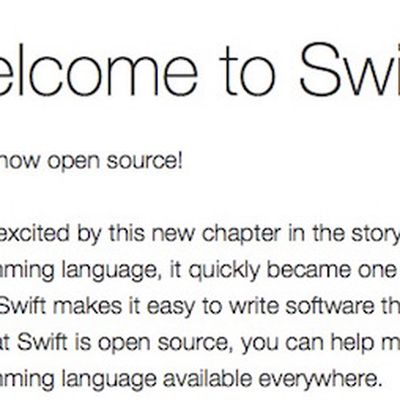 swift org
