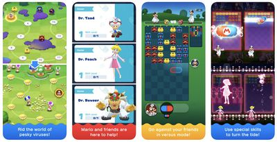 dr mario world app store