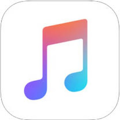 Apple Music iOS 9 Icon