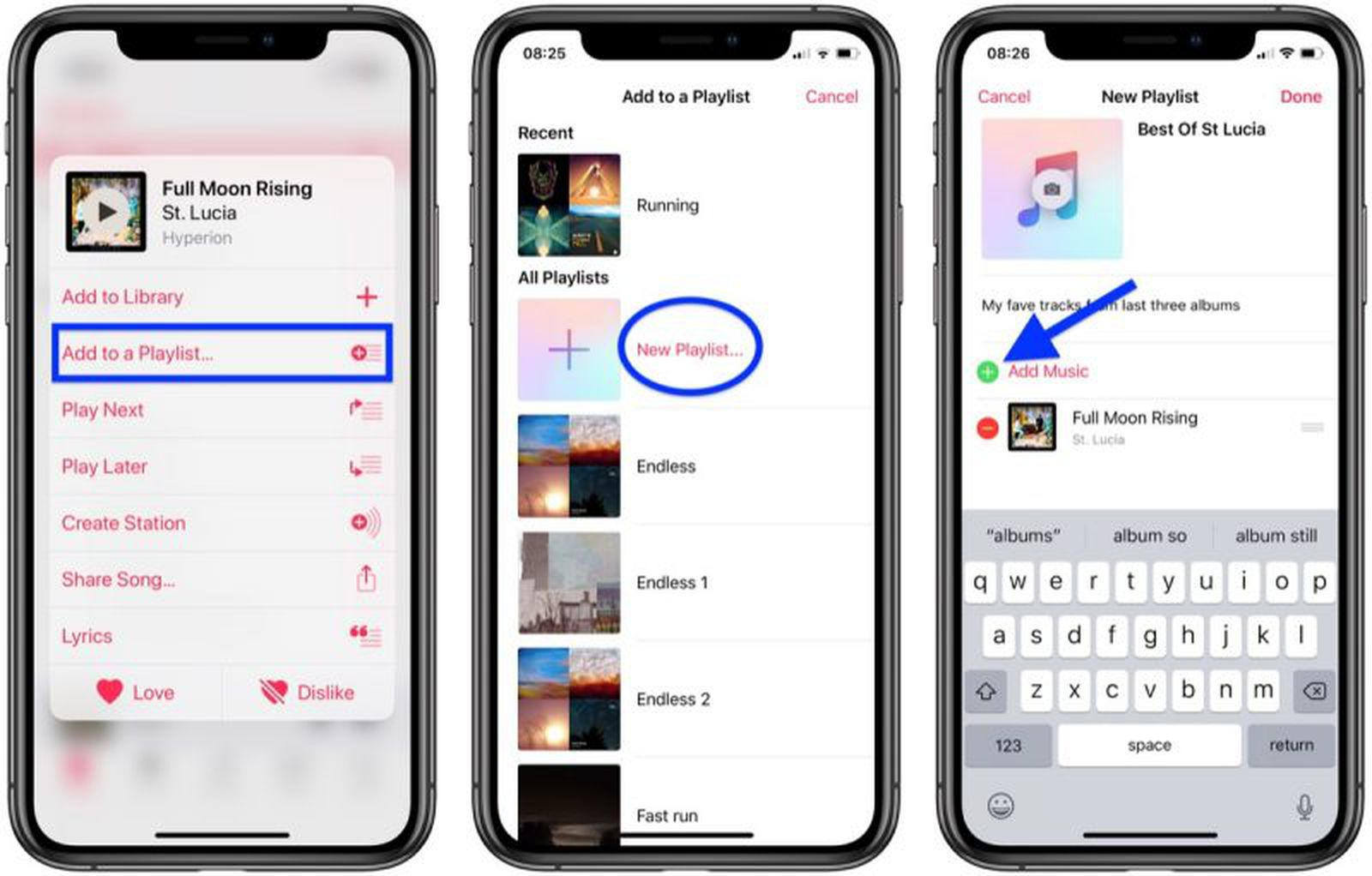 How to Create a Playlist in Apple Music - MacRumors