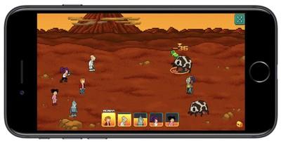 futurama iphone game