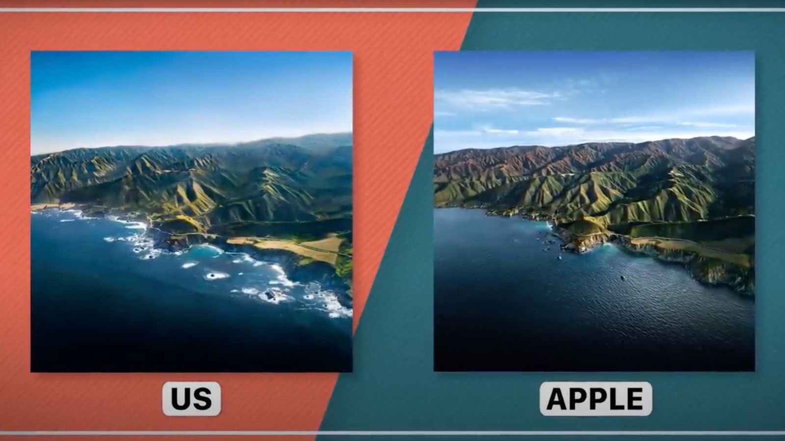 Trio Of Friends Set Out To Recreate The Macos Big Sur Wallpaper Macrumors