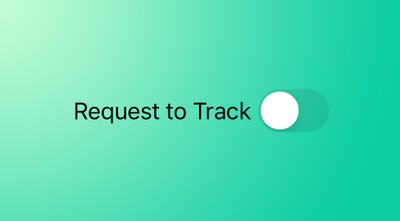 request to track feature2