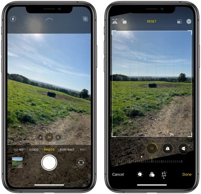 Iphone 11 And 11 Pro Camera Features And Tips Macrumors