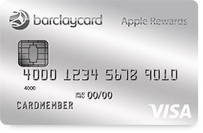 Barclaycard Visa with Apple Rewards