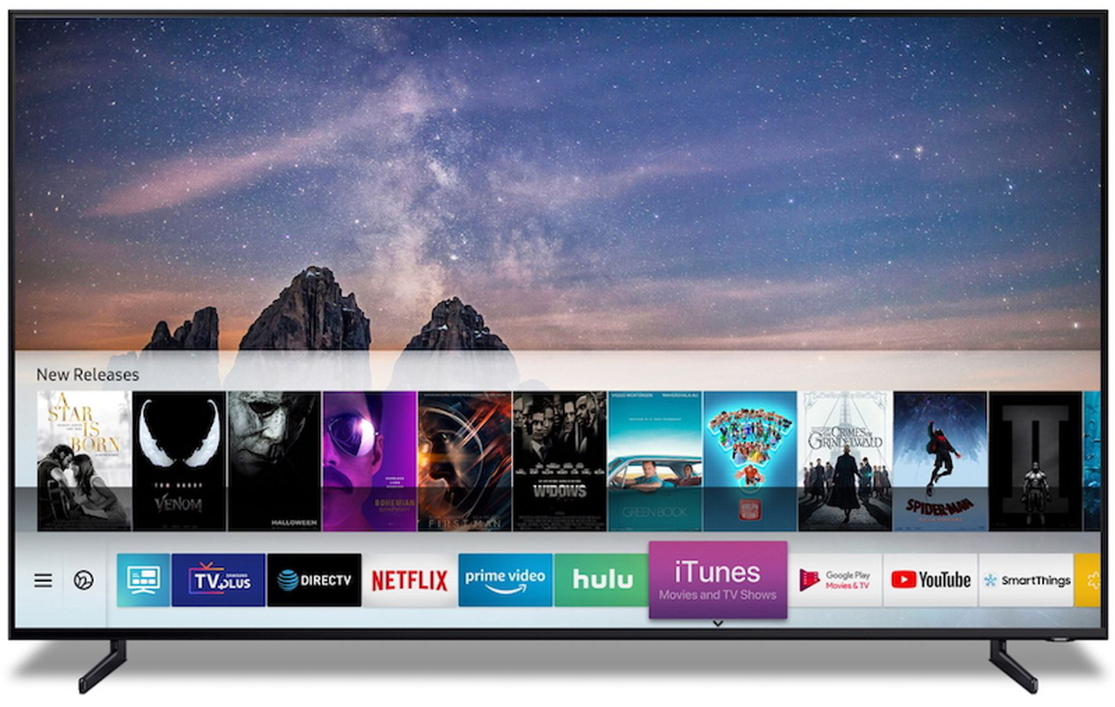 Apple Shares List Of Airplay 2 Enabled Smart Tvs From Samsung Lg Sony And Vizio Macrumors