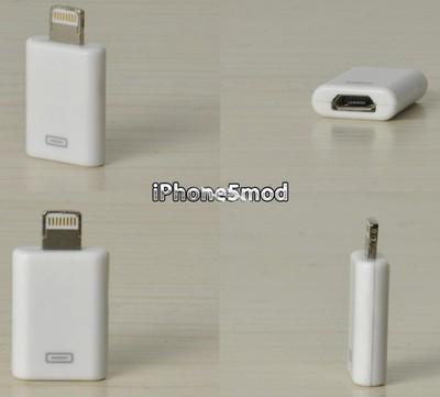 iphone5mod micro usb adapter