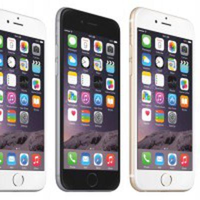 iphone6 stock photo