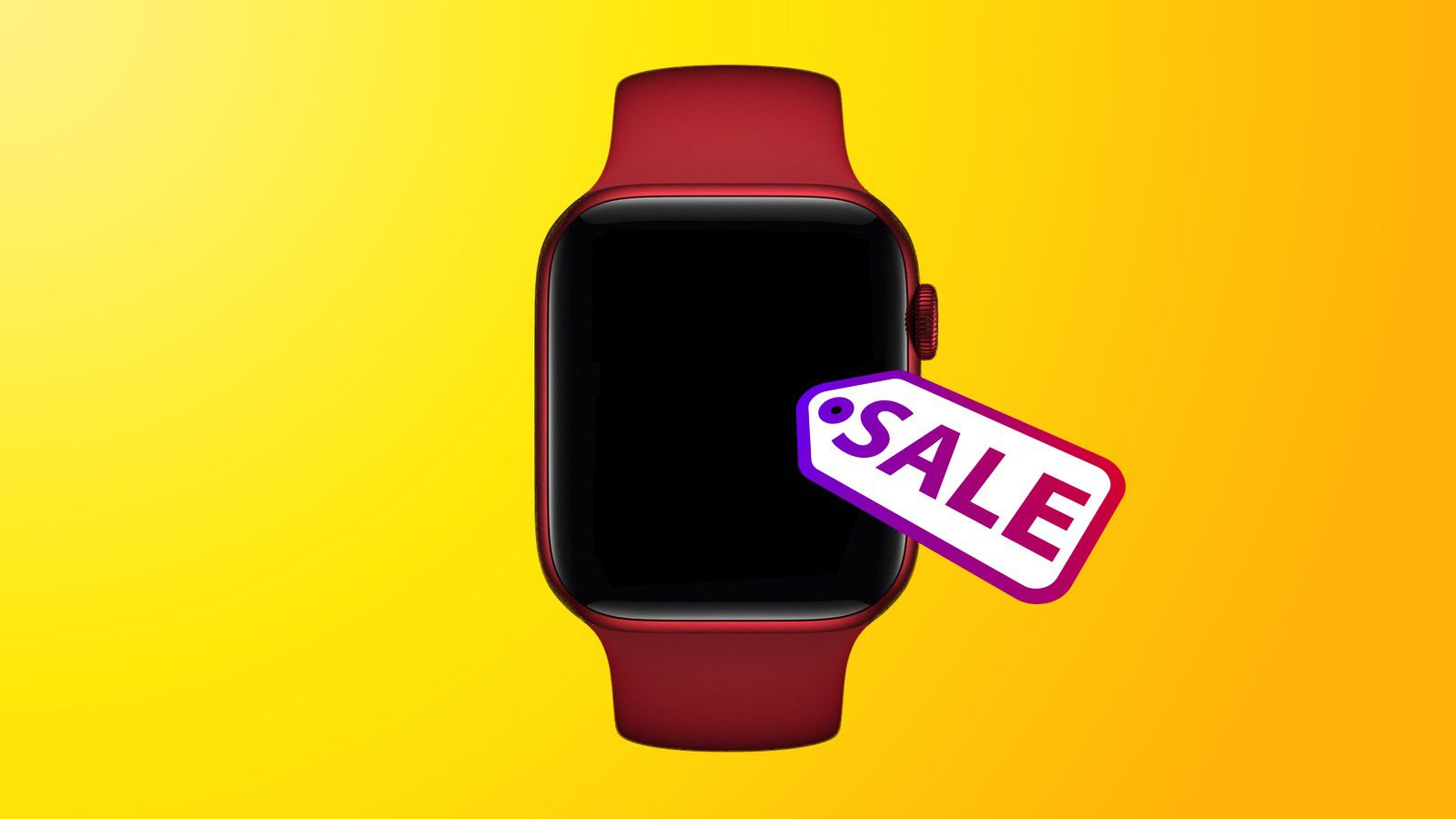 Deals: Grab the Apple Watch Series 6 in (Product)RED for $70 Off, Starting at $329 for 40mm