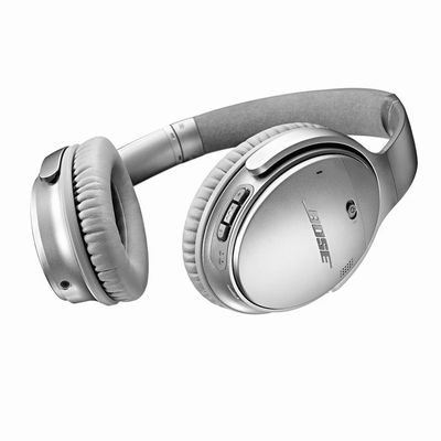 QuietComfort 35 wireless headphones   Silver