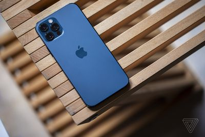 iphone 12 pro verge