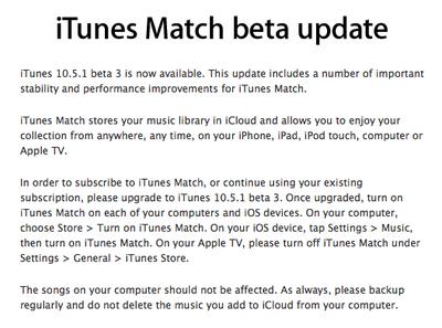 beta match