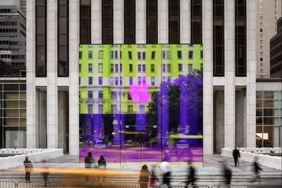 apple fifth ave iridescent