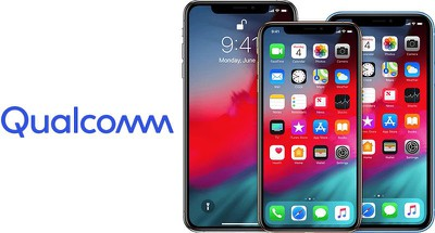 qualcomm iphones