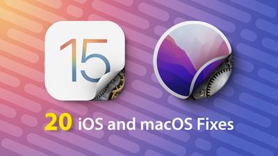 20 iOs and macOS Fixes Thumb 2