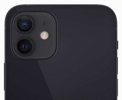 apple iphone 12 dual cameras