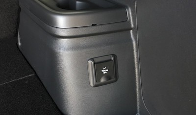 outlander cargo ac port