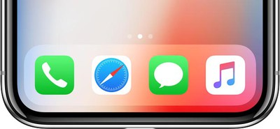 iphone x bottom
