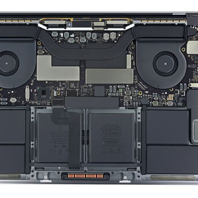 15 inch touch bar ifixit