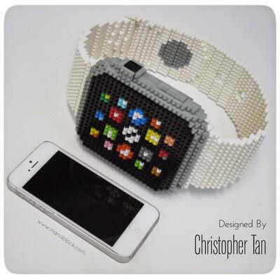 apple watch nanobrick 2