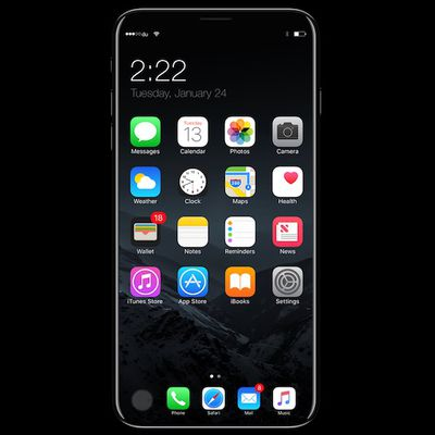 iphone 8 concept