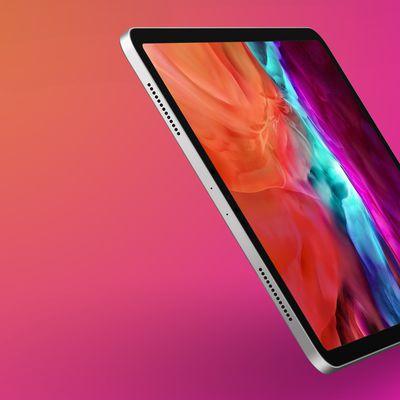 iPad Pro USB C Feature Coral