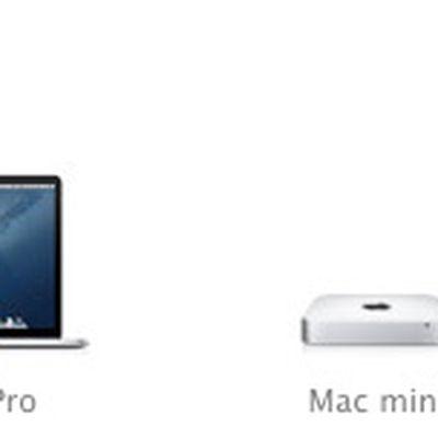 mac lineup early2013