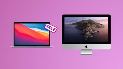 macbook air imac deals