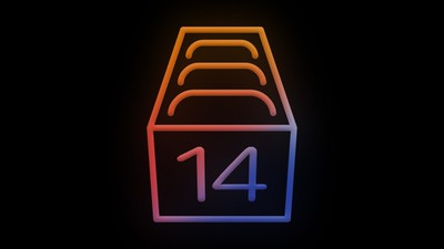 iOS 14 icon library