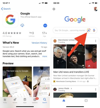 how to use google lens 4