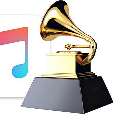grammy apple music