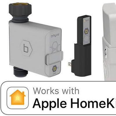 orbit watering sprinkling faucet systems homekit