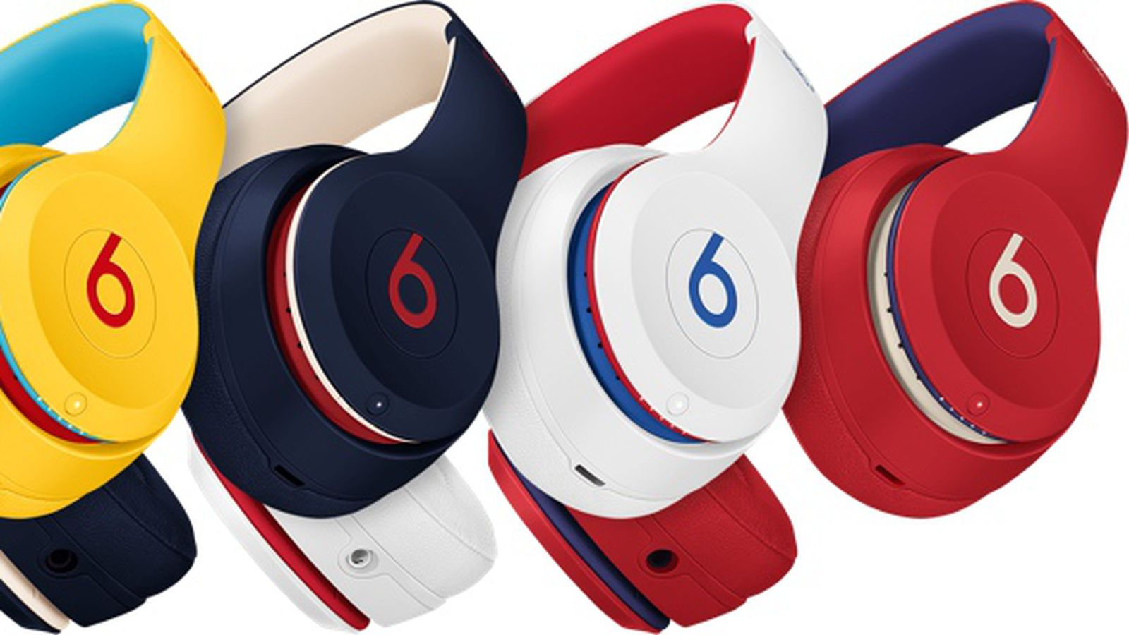 Apple S Beats Brand Launches New Beats Club Collection Solo3 Wireless Headphones Macrumors