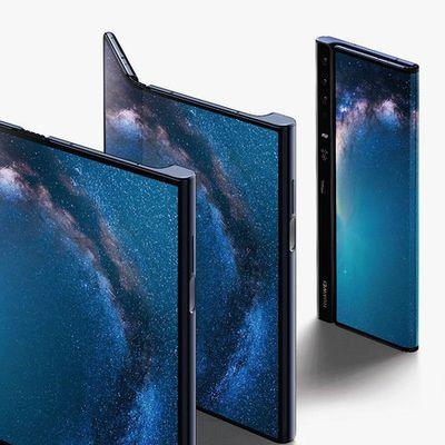 Huawei Mate X Folding Phone SOURCE Huawei