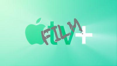 Apple TV Ray Light Teal Film