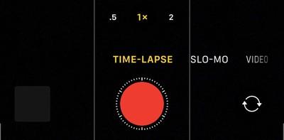 time lapse shutter