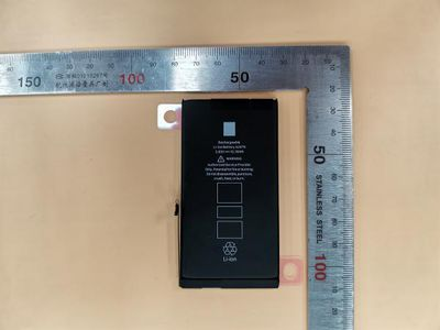 Apple A2479 SafetyKorea Battery 2