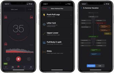 App Recap Decibel Liftin Taskheat e1597021194174