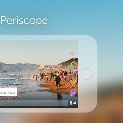 periscope landscape