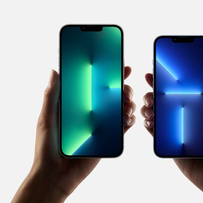 iphone 13 pro max display