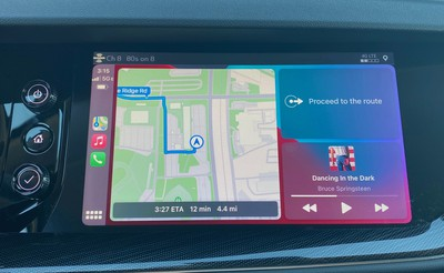 buick envision 2021 carplay dash
