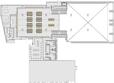 Regent Street Apple Store Floor Plan