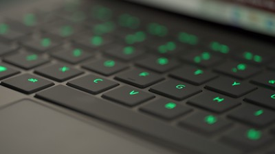 razer book 13 chroma keys