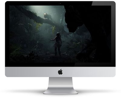 shadow of the tomb raider macos
