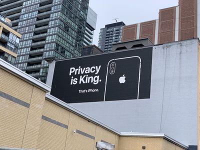 apple billboard privacy canada
