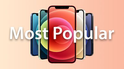 iPhone 12 Most Popular Feature